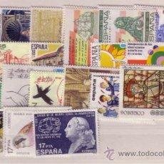 Sellos: ESPAÑA AÑO 1985 COMPLETO CON HOJA BLOQUE NUEVO SIN CHARNELA Y BIEN CENTRADO. Lote 131179431