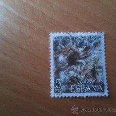 Sellos: SELLO RUBENS AÑO 1977- CORREOS ESPAÑA - 5 PESETAS. Lote 34697640