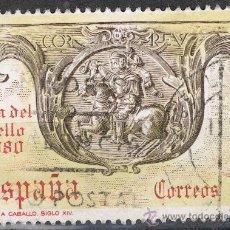Sellos: 2575 8 PTA CORREO A CABALLO / DÍA DEL SELLO. Lote 35685225