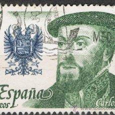 Sellos: 2552 15 PTA CARLOS I / REYES DE ESPAÑA. CASA DE AUSTRIA. Lote 35688751