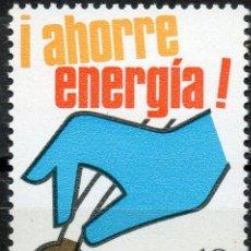 Sellos: 2510 / NUEVO / 10 PTA ELECTRICIDAD / AHORRO DE ENERGÍA.. Lote 35703327