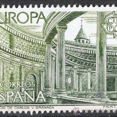 Sellos: 2474 / NUEVO / PALACIO DE CARLOS V, GRANADA / EUROPA.. Lote 35788391