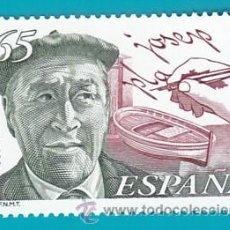 Sellos: ESPAÑA 1994, EDIFIL 3297, HOMENAJE A JOSEP PLA, NUEVO SIN FIJASELLOS. Lote 36176596