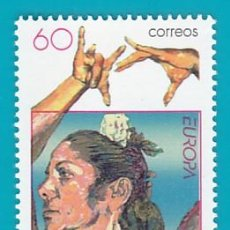 Sellos: ESPAÑA 1996, EDIFIL 3434, EUROPA, MUJERES CELEBRES, NUEVO/S SIN FIJASELLOS. Lote 36244848