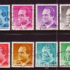 Sellos: ESPAÑA 2794/801 - AÑO 1985 - REY JUAN CARLOS I. Lote 244776315