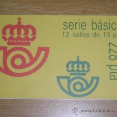 Sellos: CARNET BASICA REY 1986 2834(II). NUEVO.. Lote 192665177