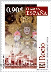 ESPAÑA 2013 - EL ROCIO - AÑO JUBILAR MARIANO EN ALMONTE - EDIFIL Nº 4798 (Sellos - España - Juan Carlos I - Desde 2.000 - Nuevos)