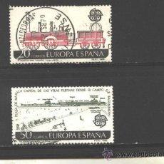 Selos: ESPAÑA 1988 - EDIFIL NRO. 2949-50 - EUROPA - USADOS. Lote 38060598