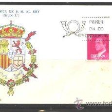Sellos: ESPAÑA 1977 - SPD EDIFIL NRO. 2393-94 - BASICA DEL REY - NUEVO. Lote 38071850
