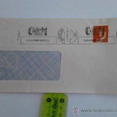 Sellos: CARTA BARCELONA 83. Lote 38266527
