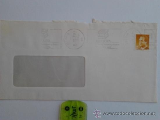 CARTA DE MADRID 85 (Sellos - España - Juan Carlos I - Desde 1.975 a 1.985 - Cartas)