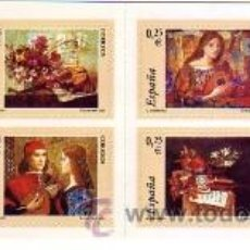 Sellos: ESPAÑA 3925C- CARNÉ LA MUSICA 2002. NUEVA. CAT. 4,80 €. Lote 142989540