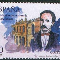Francobolli: ESPAÑA 1995 EDIFIL 3358 SELLO ** EFEMERIDES CENTENARIO JOSE MARTÍ RETRATO POLITICO MICHEL 3214 SPAIN. Lote 39463478