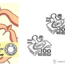 Sellos: TU SELLO SOBRE CON MATASELLOS CONM.DE LOS 100 MATASELLOS EDITADOS EN REUS. Lote 39710496