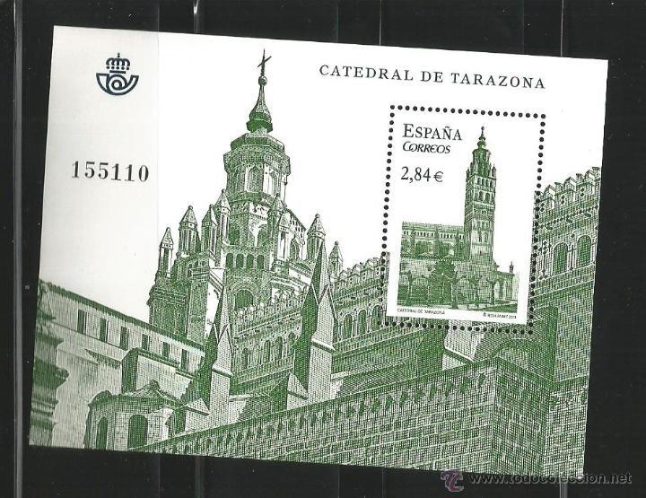 ESPAÑA 2011- CATEDRAL DE TARAZONA (Sellos - España - Juan Carlos I - Desde 2.000 - Nuevos)