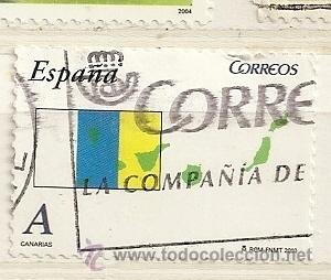ESPAÑA 2010-AUTONOMÍA DE CANARIAS (Sellos - España - Juan Carlos I - Desde 2.000 - Usados)