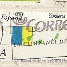 Sellos: ESPAÑA 2010-AUTONOMÍA DE CANARIAS. Lote 39775484