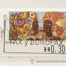 Sellos: ATM SAMMER GALERY, MELENDEZ, AFRICANAS II. Lote 39780843