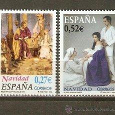 Sellos: ESPAÑA EDIFIL NUM. 4128/9 ** SERIE COMPLETA SIN FIJASELLOS. Lote 83284896