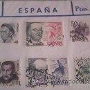 Sellos: LOTE DE 126 SELLOS ESPAÑOLES VARIADOS.. Lote 39866475