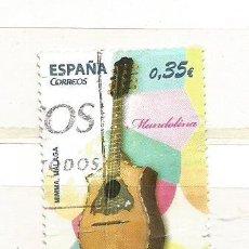 Sellos: ESPAÑA 2011. INSTRUMENTOS MUSICALES, LAÚD. Lote 41015184