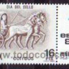 Sellos: ESPAÑA. 2719 DÍA DEL SELLO: CARRO ROMANO**. 1983. NUMERACIÓN EDIFIL Y SELLOS NUEVOS. Lote 44264510
