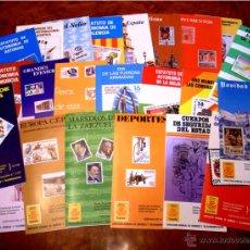 Sellos: PROGRAMAS DE SELLOS AÑO 1983 - COLECCION COMPLETA.. Lote 41364293