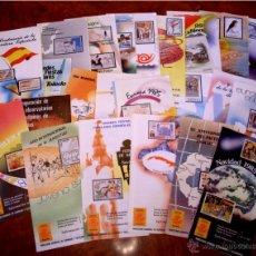 Sellos: PROGRAMAS DE SELLOS AÑO 1985 - COLECCION COMPLETA.. Lote 41364332