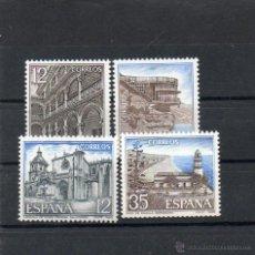 Sellos: ESPAÑA=Nº 2835/38=PAISAJES Y MONUMENTOS=AÑO 1986=REF:0967. Lote 41381757