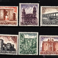 Sellos: ESPAÑA 2417/22** - AÑO 1977 - TURISMO - PAISAJES Y MONUMENTOS. Lote 270403653