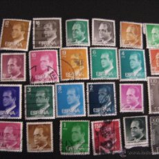 Stamps - sellos, DON JUAN CARLOS I REY - 42350553