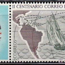 Sellos: ESPAÑA. 1977. ESPAMER'77. EDIFIL 2437. Lote 42396587