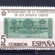 Selos: ED. Nº 2324** DE ESPAÑA. Lote 204729293