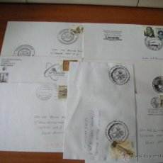 Sellos: LOTE DE SOBRES CON MATASELLOS CONMEMORATIOVS DE VALENCIA. VER DESCRIPCIÓN. Lote 42598709