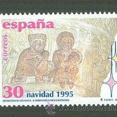 Timbres: NAVIDAD 1995. EDIFIL 3402. Lote 42814633
