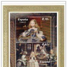 Sellos: ESPAÑA AÑO 2009 EDIFIL 4519 YVERT BF ** MNH SELLOS NUEVOS SIN FIJASELLOS !!! PINTURA (HOJITA). Lote 42824151