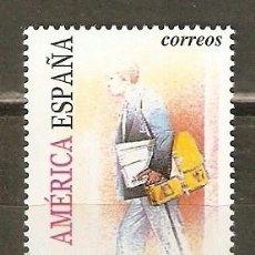 Sellos: ESPAÑA AMERICA-UPAEP EDIFIL NUM. 3513 ** SERIE COMPLETA SIN FIJASELLOS. Lote 244204330