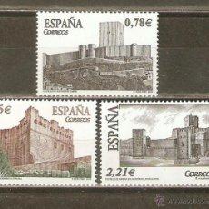 Sellos: ESPAÑA CASTILLOS EDIFIL NUM. 4170/2 ** SERIE COMPLETA SIN FIJASELLOS. Lote 45797991