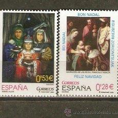 Sellos: ESPAÑA NAVIDAD EDIFIL NUM. 4194/5 ** SERIE COMPLETA SIN FIJASELLOS. Lote 83284960