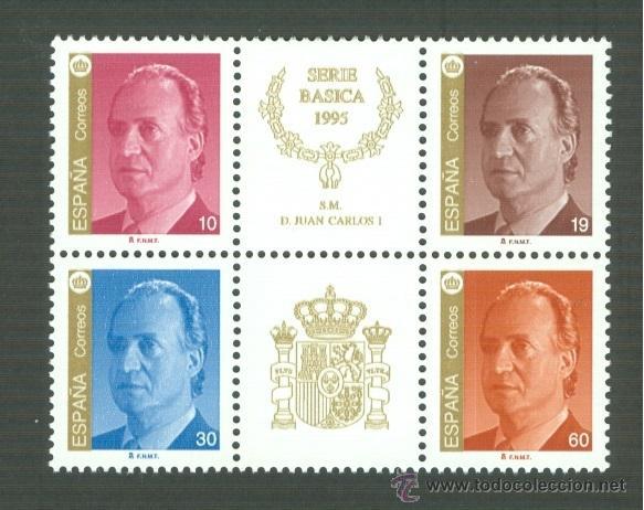 S. M. DON JUAN CARLOS I. EDIFIL 3378-1A (Sellos - España - Juan Carlos I - Desde 1.986 a 1.999 - Nuevos)