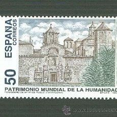 Sellos: BIENES CULTURALES Y NATURALES. PATRIMONIO MUNDIAL DE LA HUMANIDAD. 1993. EDIFIL 3276. Lote 43119852
