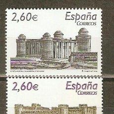 Sellos: ESPAÑA CASTILLOS EDIFIL NUM. 4439/4440 ** SERIE COMPLETA SIN FIJASELLOS. Lote 43120143