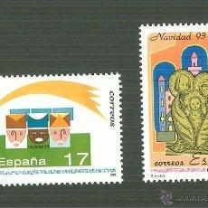 Timbres: NAVIDAD. 1993. EDIFIL 3273-4. Lote 43121334