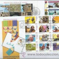 Sellos: SOBRES PRIMER DÍA DE ESPAÑA. Lote 43288119