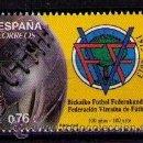 Sellos: ESPAÑA 2014 - FEDERACION VIZCAINA DE FUTBOL - EDIFIL Nº 4889. Lote 160797172