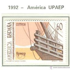 Sellos: AMÉRICA UPAEP. VI CENTENARIO DEL DESCUBRIMIENTO DE AMÉRICA. 1992. EDIFIL 3223. Lote 44808696