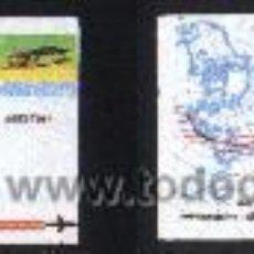 Sellos: ESPAÑA 1981 - AEROGRAMAS - EDIFIL Nº 201-202. Lote 112207599