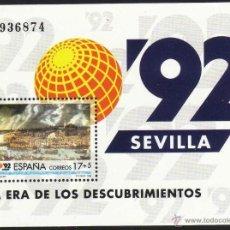 Sellos: ESPAÑA. 1992. EXPO'92. EDIFIL 3191. Lote 44995625