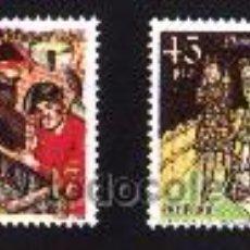 Sellos: ESPAÑA 1985 - NAVIDAD - EDIFIL Nº 2818-1819. Lote 155972638