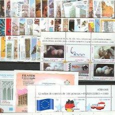 Sellos: ESPAÑA AÑO 1999 - NUEVO COMPLETO PERFECTO SIN FIJASELLOS. 4 HB. FACIAL 33,84€.. Lote 45239550